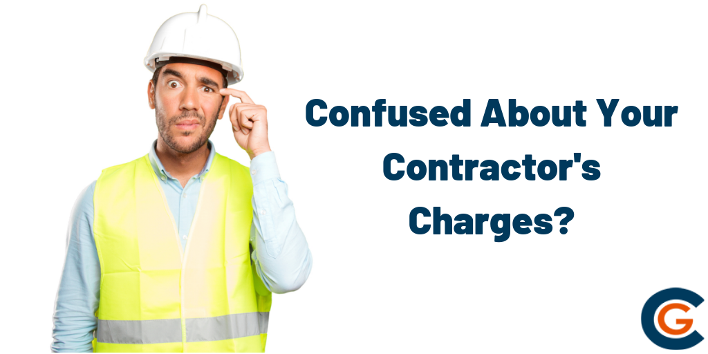 Confused About Your Contractors Charges Chase Group Lafayette